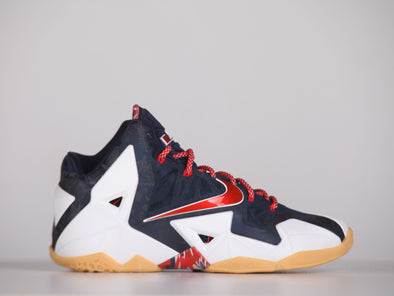 Nike Lebron 11 Independence Day