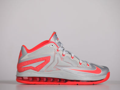 "Nike Lebron 11 Low "" Laser Crimson """