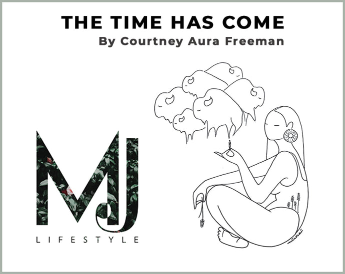 The Story of White Buffalo Calf Woman and the Whirling Rainbow in MJ Lifestyle Magazine