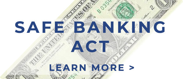 House Approves SAFE Banking Act HR 1595