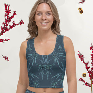 Botanical Crop Top