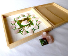 Custom Crystal Grid - Bespoke Designs Made with Your Intentions