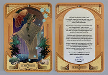 High Priestess Oracle of the Green Rose Message