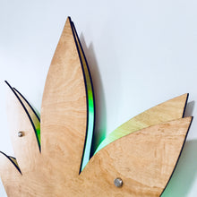 """Leaf"" LED Lamp by PUNIAF Design"