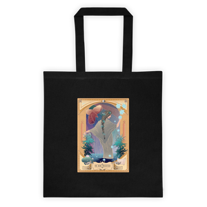 HIGH Priestess Tote Bag in Black