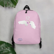 Limited Edition Shake & Baked Backpack in Mauve
