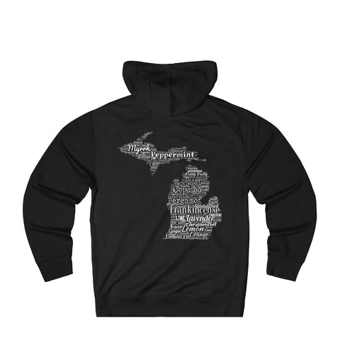 Michigan French Terry Hoodie