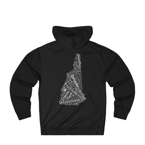 New Hampshire  French Terry Hoodie