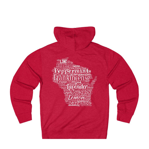 Wisconsin French Terry Hoodie