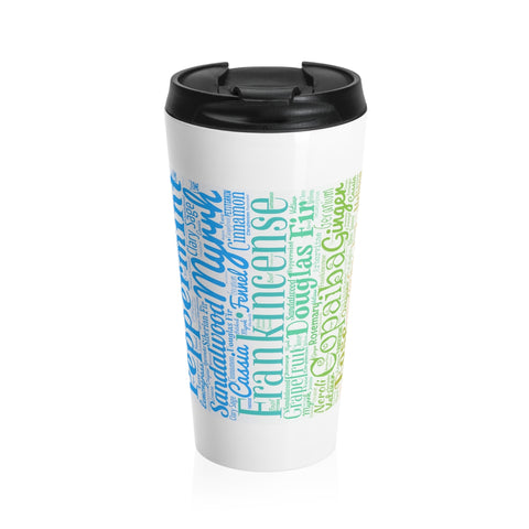 Essential Oil Pride Travel Mug
