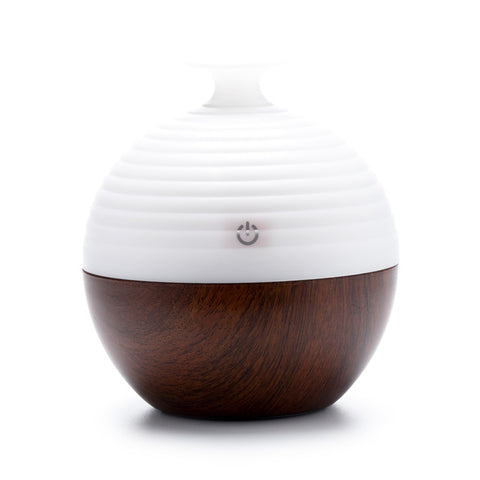 Aromatherapy Wooden Ultrasonic Essential Oil Diffuser