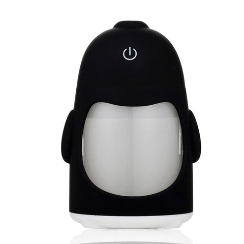 LED USB Mini Aromatherapy Diffuser Penguin