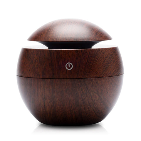 USB Ultrasonic LED Aromatherapy Diffuser