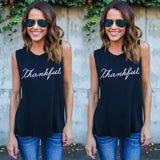 THANKFUL Casual Tee Shirt