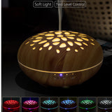 New Smart Essential Oil Diffuser Alexa Compatible