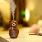 Cute Bear LED Essential Oil Diffuser