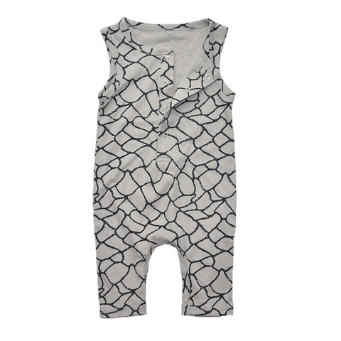 Baby Romper Sleeveless Jumpsuit
