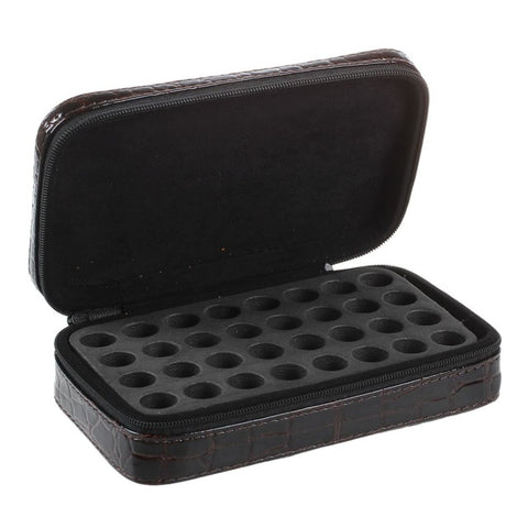 32 Bottles Essential Oils Carrying Case