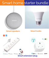 Smart home starter bundle