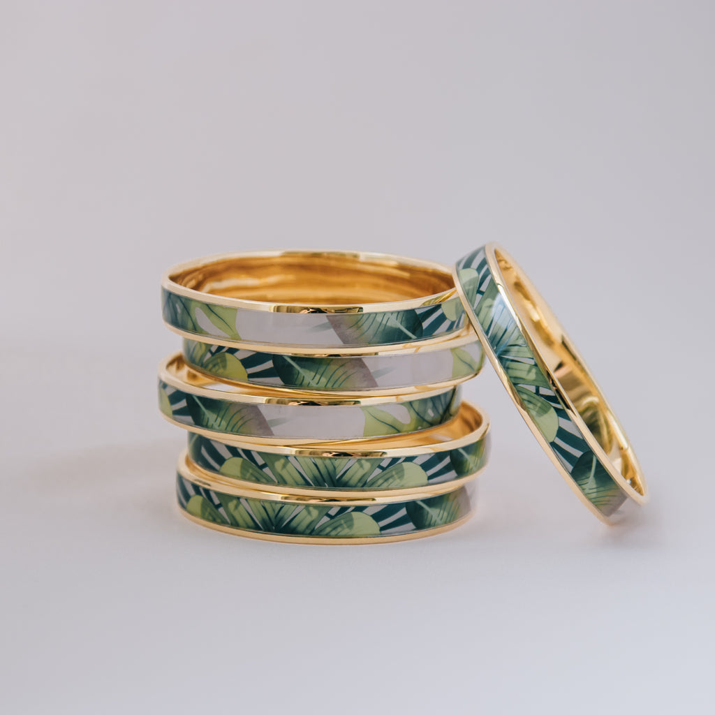 PETIT JARDIN BANGLE