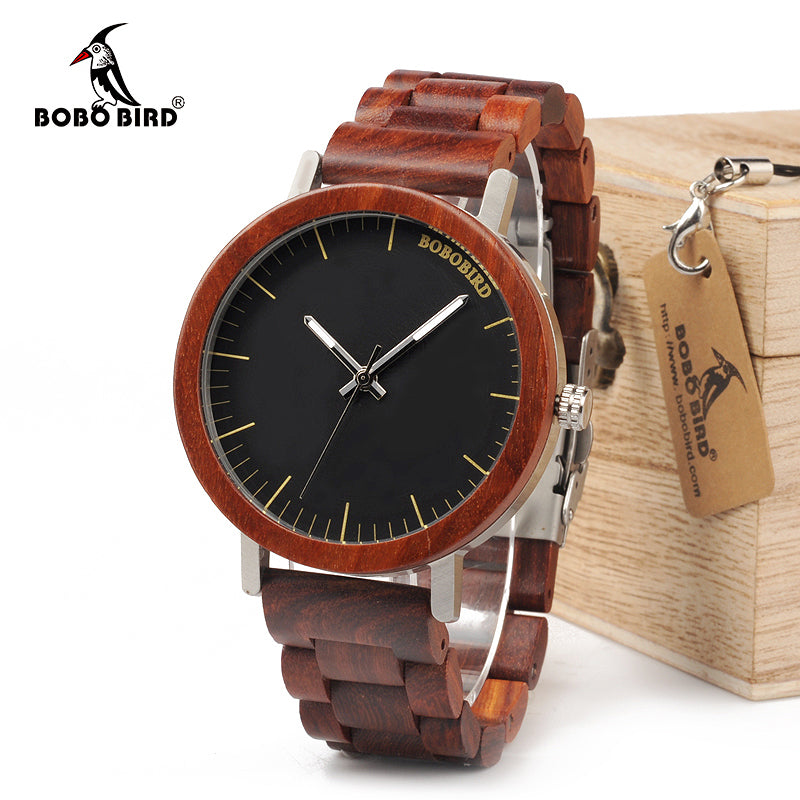 BOBO BIRD Rose Wood All Wood