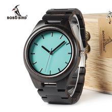 BOBO BIRD Ebony simple Blue
