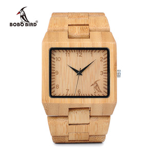 BOBO BIRD Bamboo Rectangle