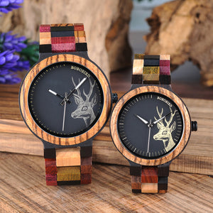 BOBO BIRD Eco Deer Mixed Wooden Band