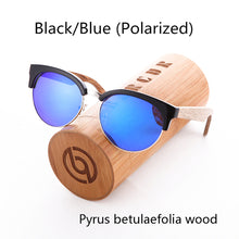 BARCUR Bamboo Lunette