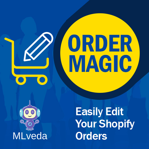 Edit Shopify Orders