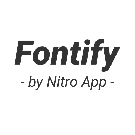 Fontify - Customize Fonts for your Shopify store