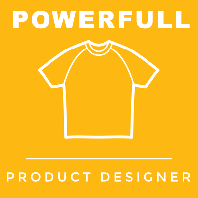 Powerful Product Designer
