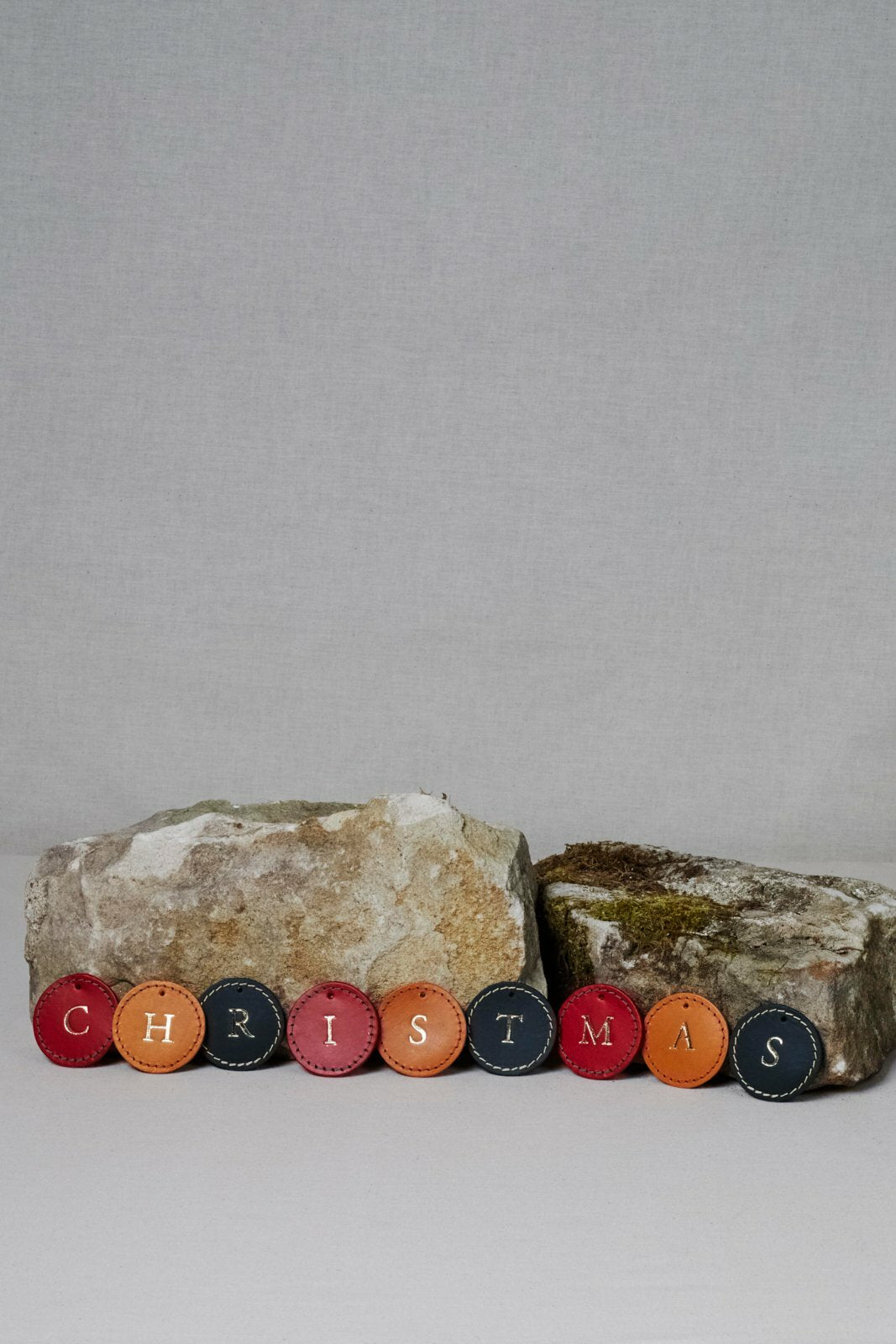 Christmas Decorations - Letters