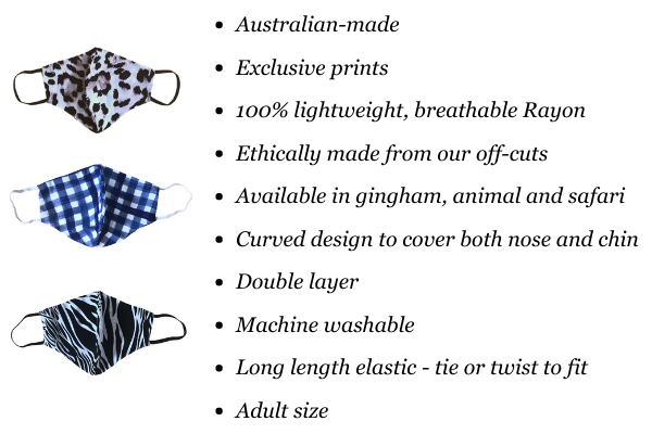 Image of our Mask specs