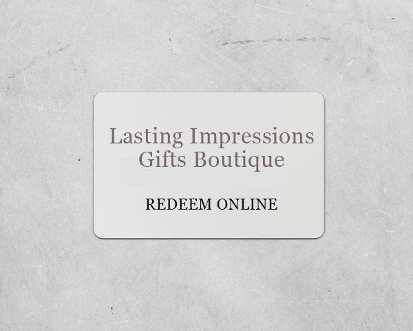 Lasting Impressions Gifts (LIG) Gift Card