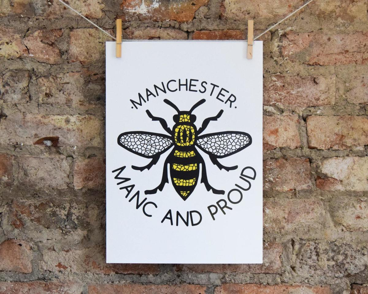 Manchester Themed Prints - The Manchester Shop