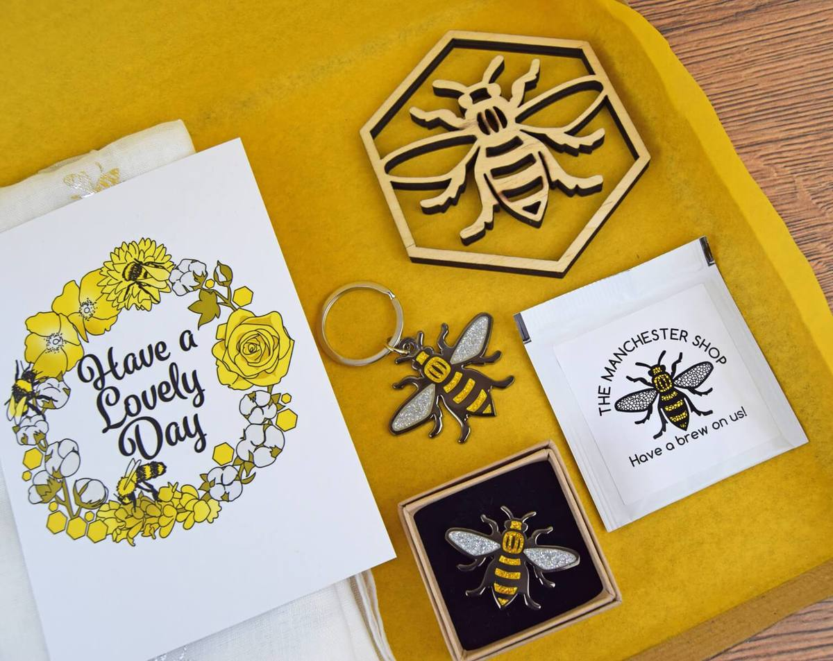 Letterbox Friendly Mother's Day Gift Box - The Manchester Shop
