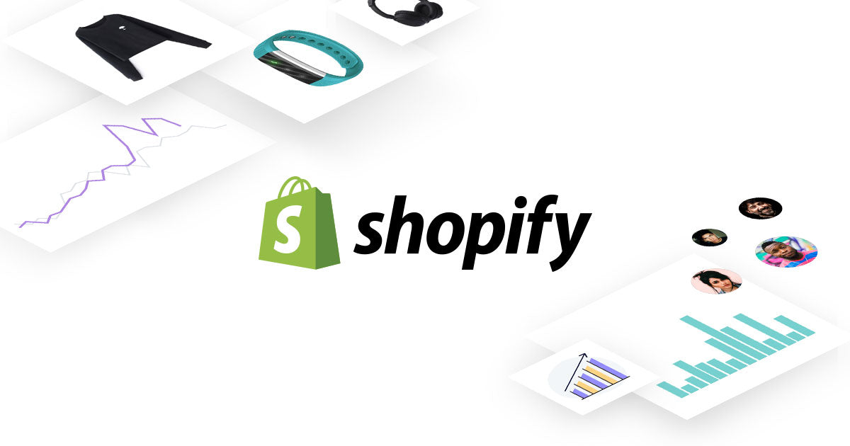 Start, grow, and scale your business - Shopify