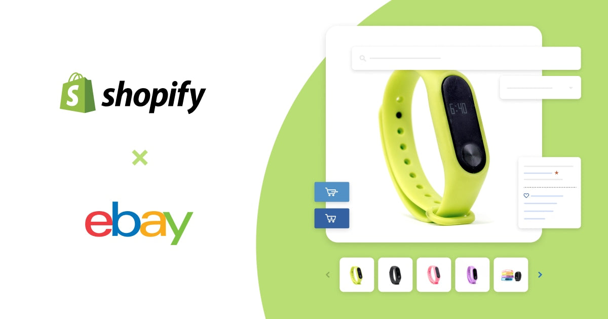 Sell On Ebay With Shopify