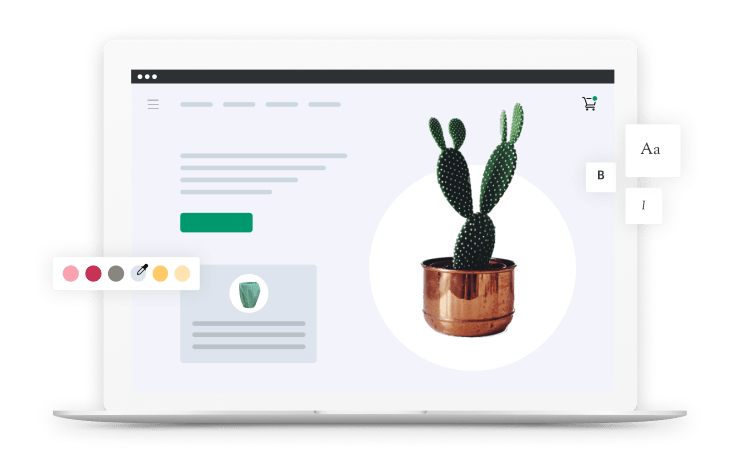 <h1>Build an online store for your business with your new skills.</h1><p>Shopify has everything you need to start selling, all in one place.</p>