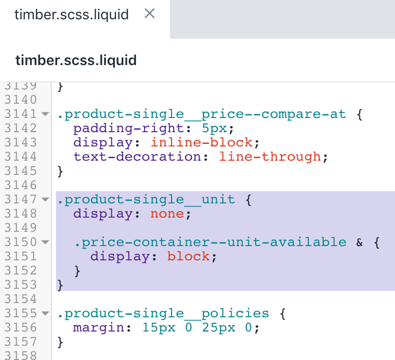 The updated version of the timber.scss.liquid file