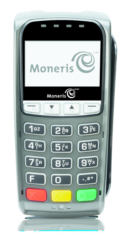 Moneris iPP320-terminal