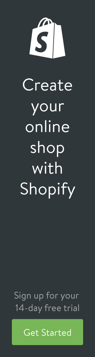 Shopify: Grow your business, create an online shop — try it free today