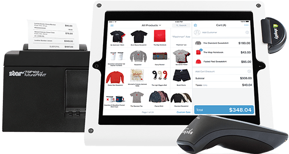 Shopify POS – Hardware