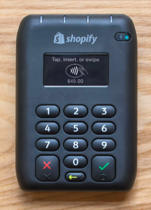 Tap, Chip & Swipe Card Reader