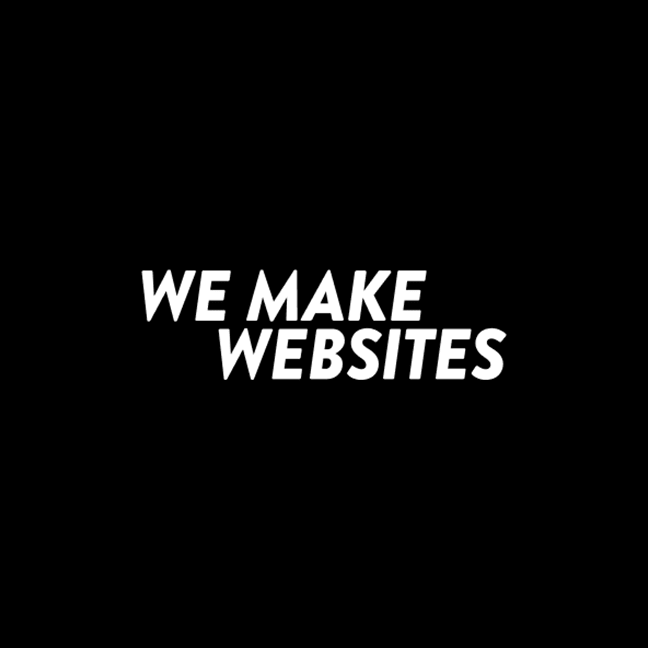 View partner profile: We Make Websites